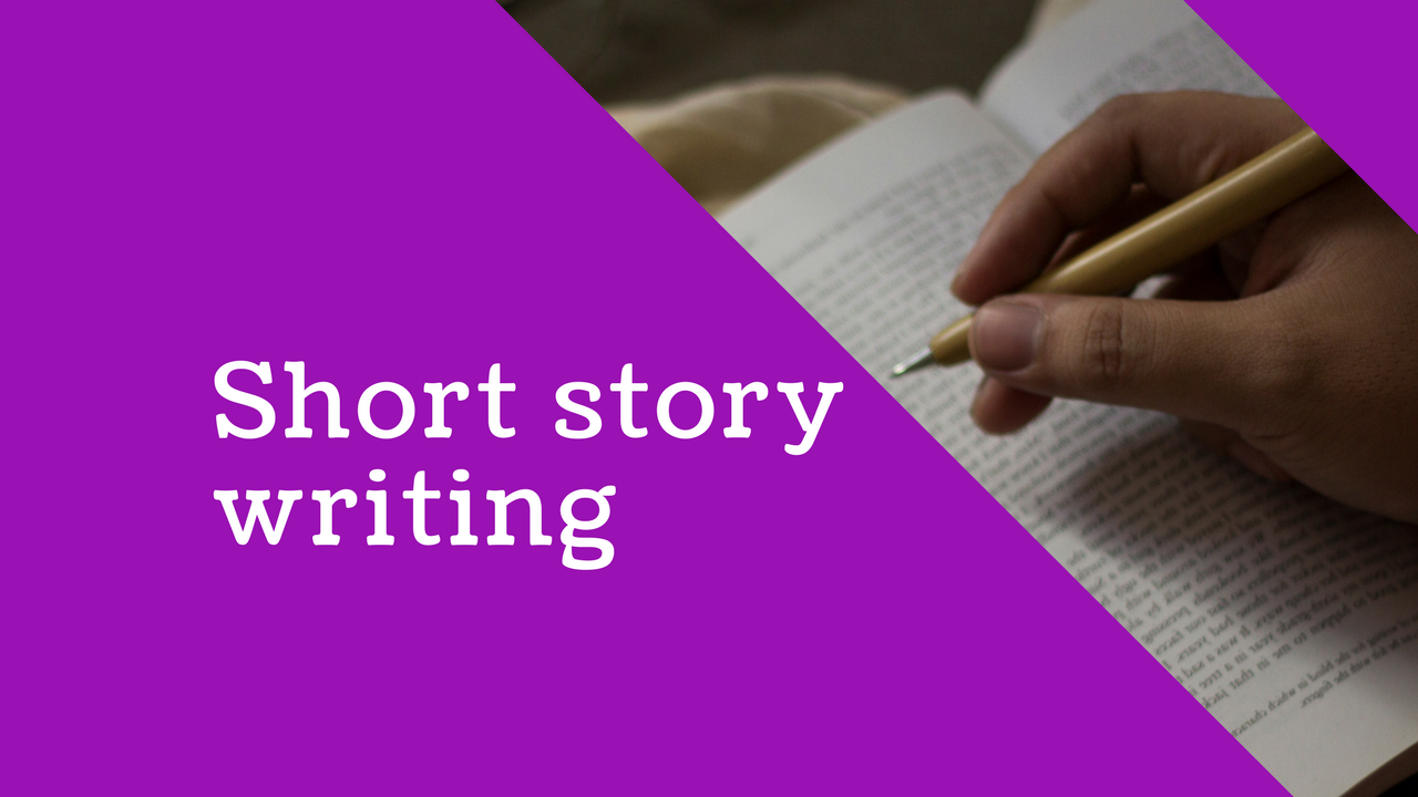 English: How to write a Short Story