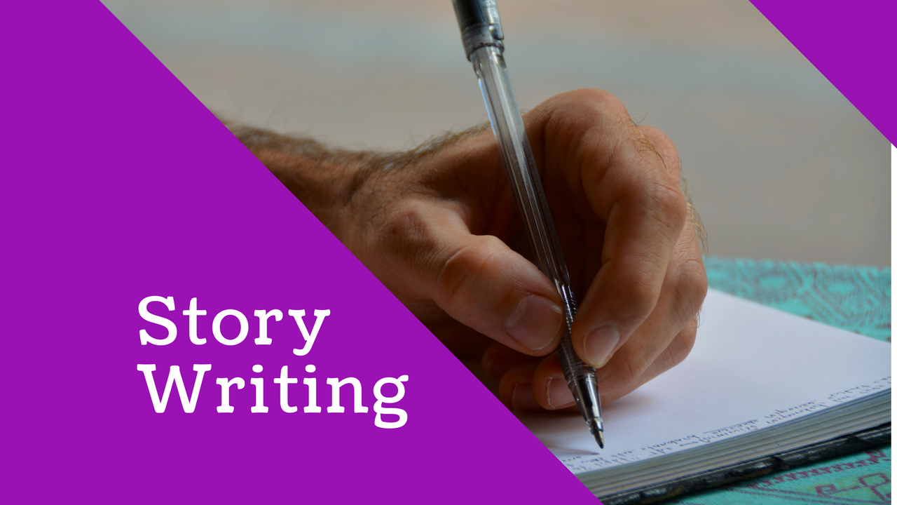 English Creative Writing: Story Writing