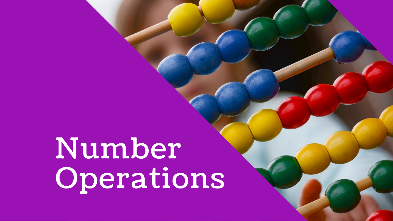 Primary Math: Number Operations