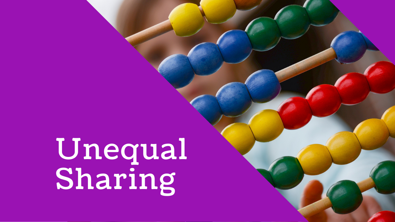 Primary Math: Unequal Sharing