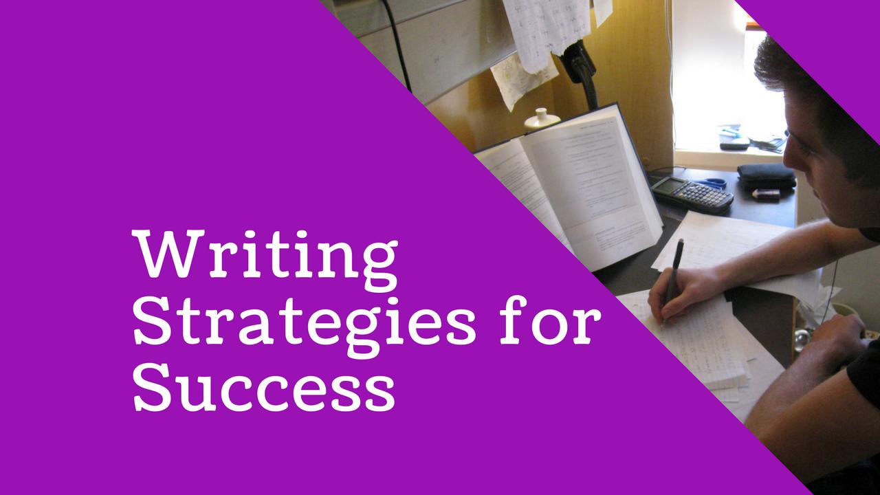 English: Advanced Writing Strategies for exam success